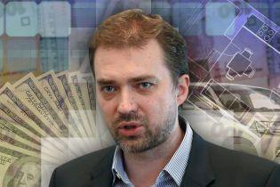 Будинок у Києві, позашляховик та $200 тис. готівкою: декларація міністра оборони Загороднюка