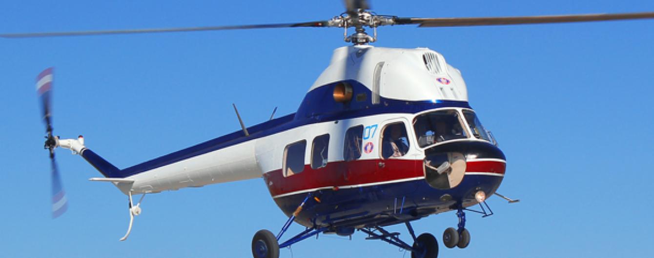 """""""Мотор Сич"""" организует воздушные экскурсии на вертолете"""