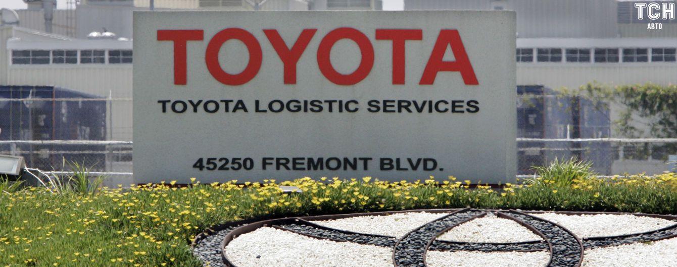 Toyota і Lexus відкликають майже 700 тисяч авто через небезпечний дефект
