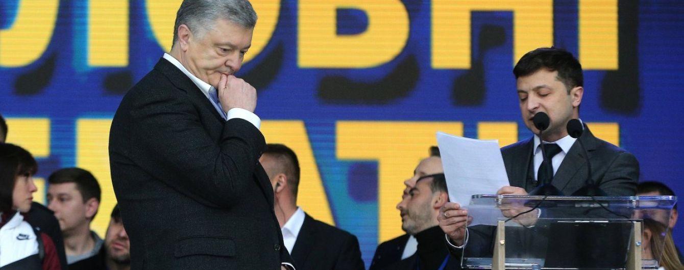 """""""Ему до сих пор кажется, что он — президент"""": Зеленский заявил, что не собирается преследовать Порошенко"""