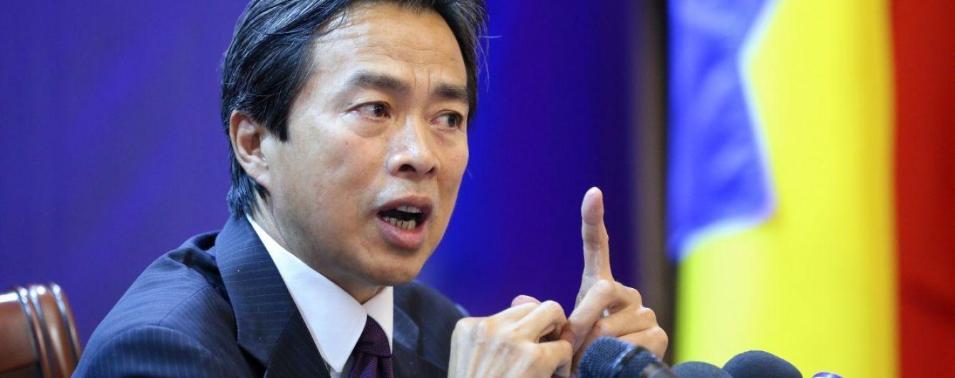 """Китайский посол озвучил позицию Пекина относительно продажи """"Мотор Сичи"""" и раскритиковал Болтона"""
