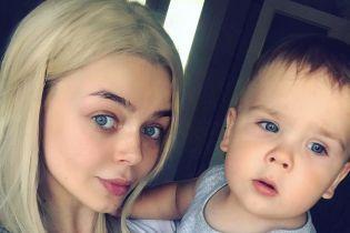 Алина Гросу растрогала видео с двухлетним братиком