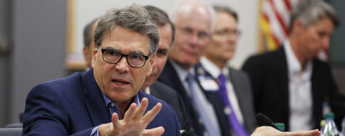"""США скорее всего введут санкции против """"Северного потока-2"""" - министр энергетики США"""