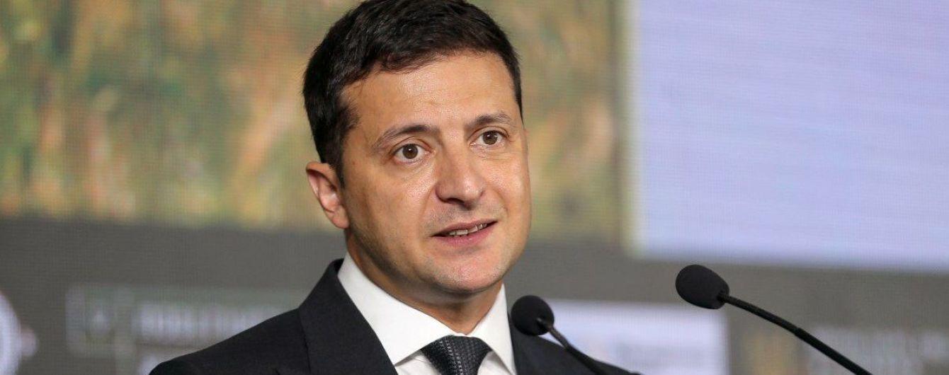 Не хочу второе Приднестровье. Зеленский рассказал, как относится к введению миротворцев на Донбасс