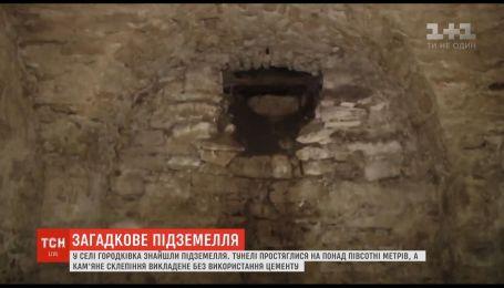 Цінна історична знахідка: загадкові підземелля виявили на Вінниччині