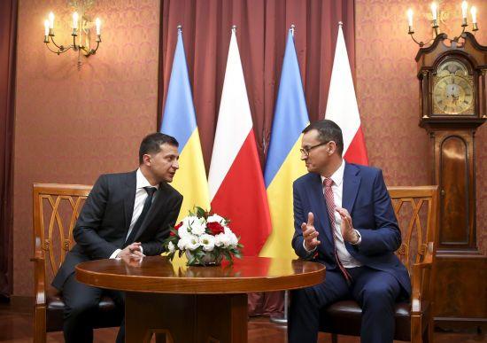 Зеленський у Польщі розмовляв про СПГ-термінал, який підсилить енергобезпеку України