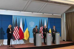 """""""Удивительная победа"""": Украина, Польша и США подписали энергетический меморандум"""