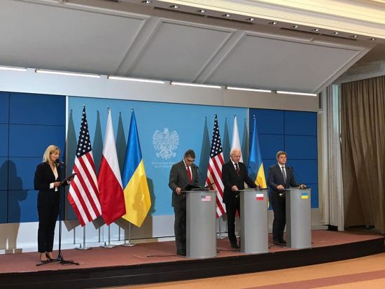 """Дивовижна перемога"": Україна, Польща та США підписали енергетичний меморандум"