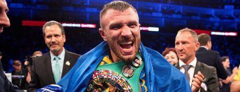 Ломаченка визнали найкращим боксером року за версією WBO