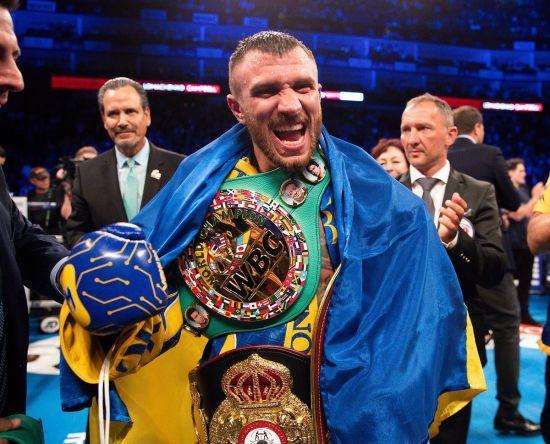Ломаченко зробив гучну заяву після перемоги над Кемпбеллом