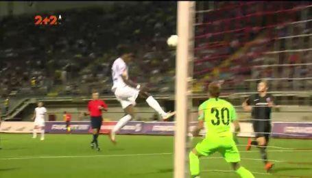 Зоря - Динамо - 0:1. Відео голу Родріґеса