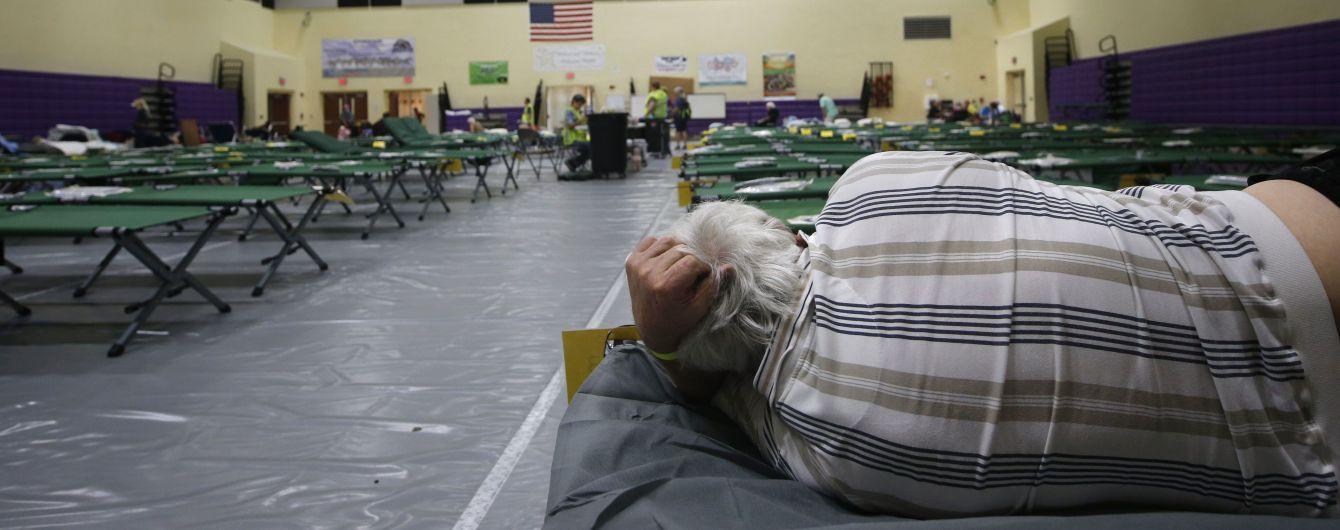 """Несколько американских штатов объявили о массовой эвакуации из-за разрушительного урагана """"Дориан"""""""