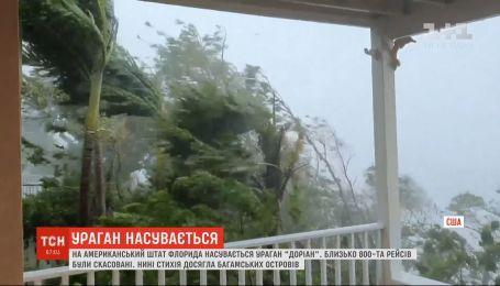 770 рейсов отменили во Флориде вследствие приближения мощного урагана