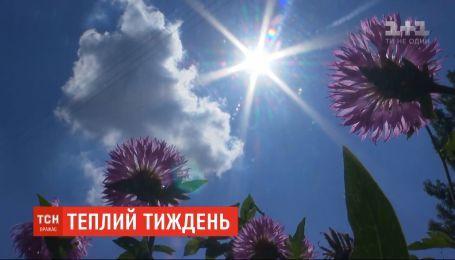 Первая неделя осени будет жаркой и почти сухой - синоптики