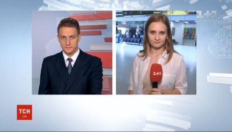 """Не всі пасажири знали про закриття аеропорту """"Київ"""""""