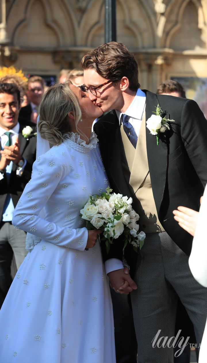 Свадьба Элли Голдинг и Каспара Джоплинга