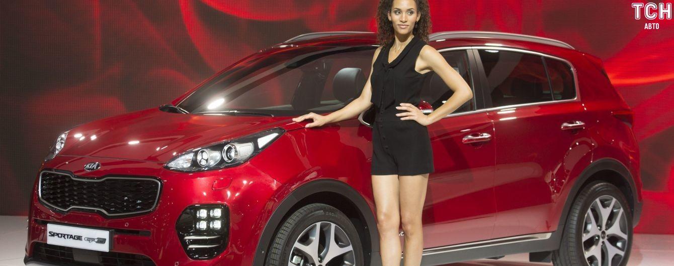 Выяснилось, какие новые машины украинцы чаще всего покупали в 2019 году