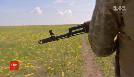 В результате вражеского обстрела на передовой погиб украинский военный