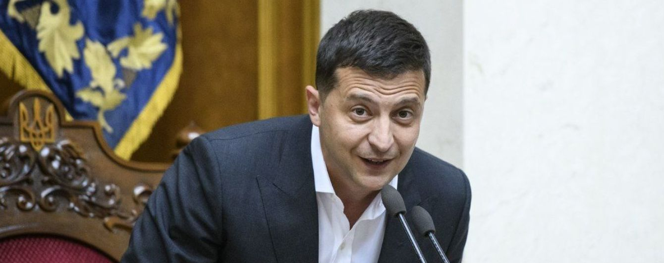 В законопроекте Зеленского о наказании за незаконное обогащение обнаружили ошибку на 3 млн гривен