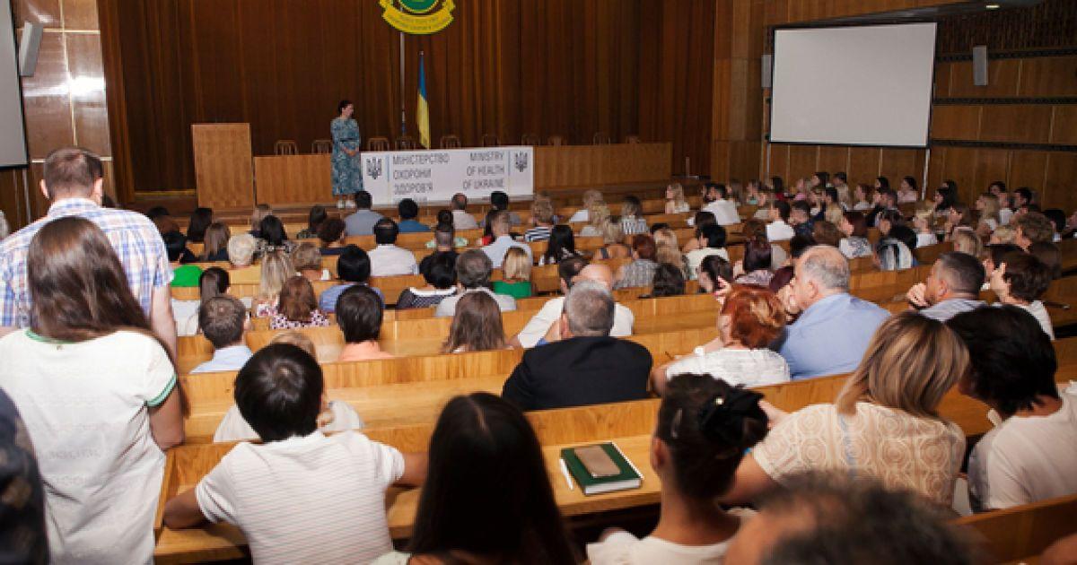 @ Министерство здравоохранения Украины