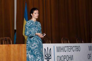 Новый глава министерства здравоохранения пообещала продолжать реформы Супрун
