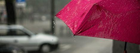 Місцями дощі, а температура до +25 градусів: погода на вівторок