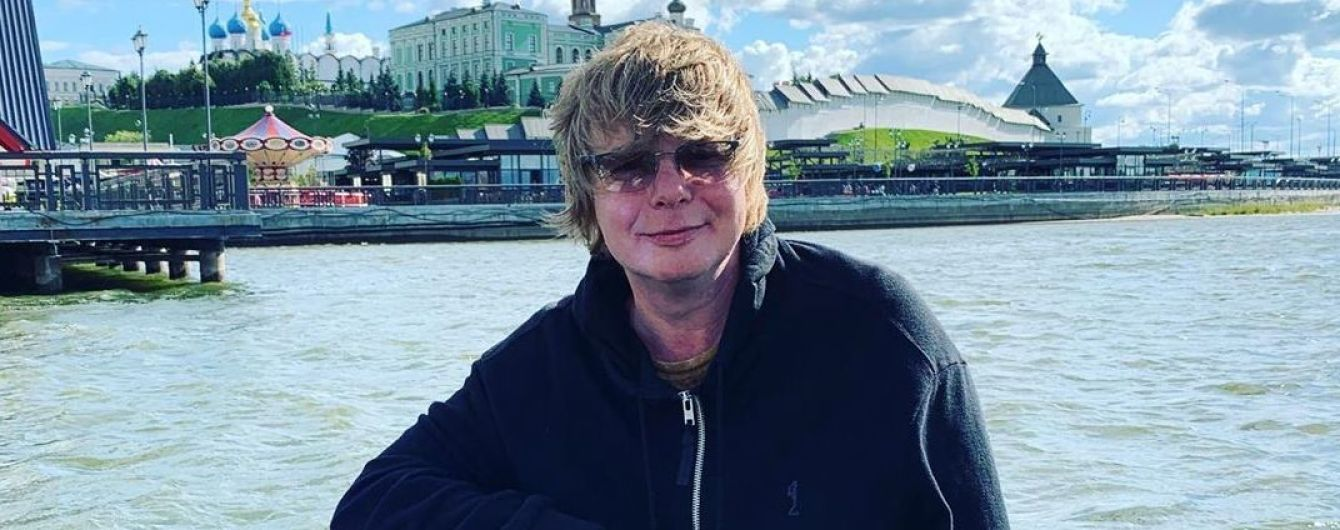 """Официально: рыжий """"Иванушка"""" Григорьев-Аполлонов разводится с женой"""