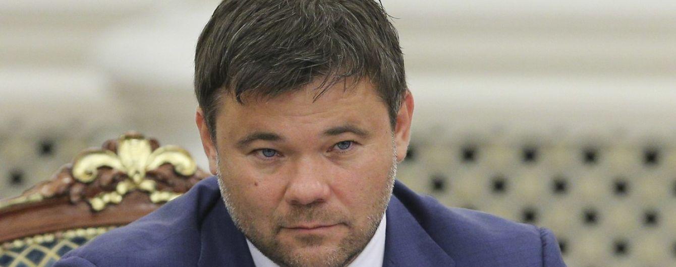"""""""Никогда не видел"""". Богдан отрицает встречу с одиозным бизнесменом, причастным к отмыванию """"денег Януковича"""""""