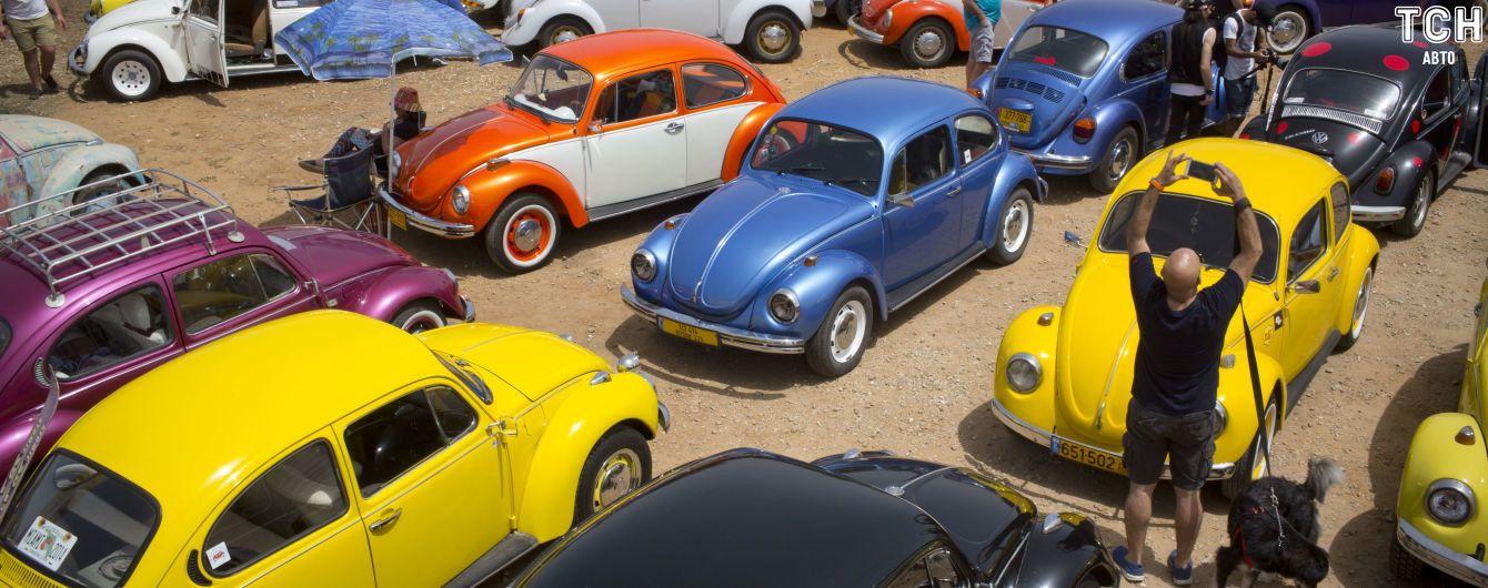 "Volkswagen выпустит электрические рестмоды Beetle ""Жук"""