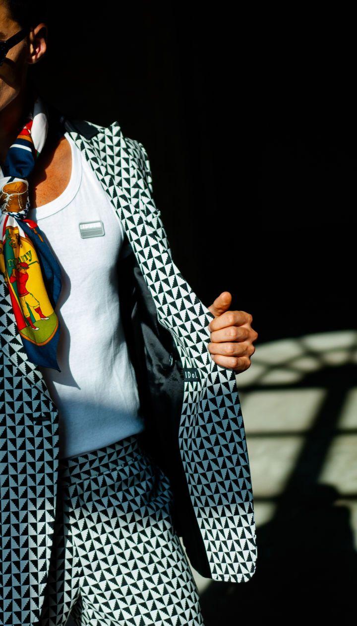 Показ коллекции SS`20 бренда IDoL./Фото Евгений Зинченко