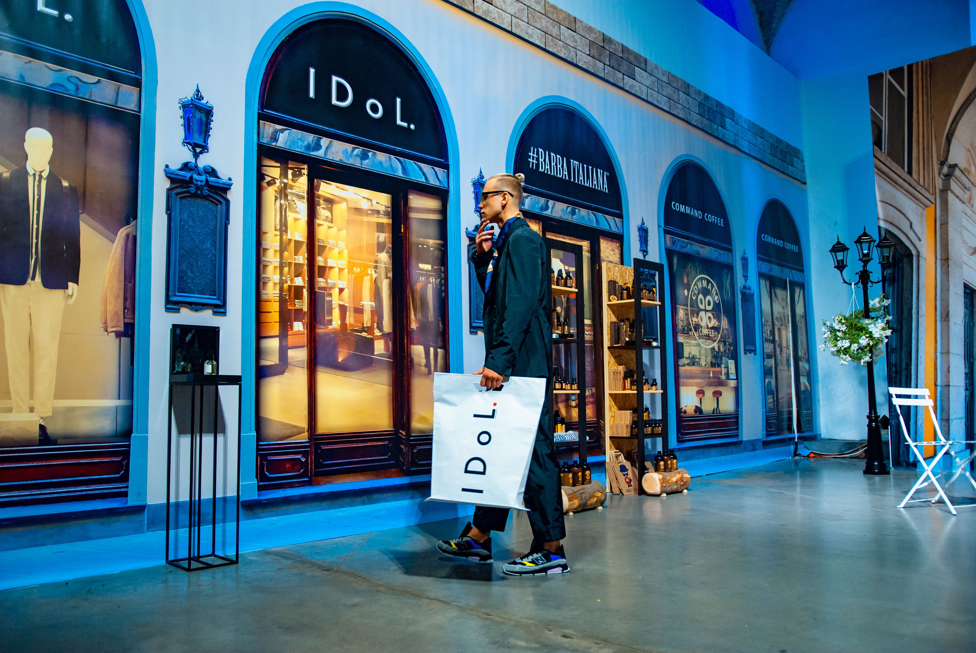 Коллекция бренда IDoL._21