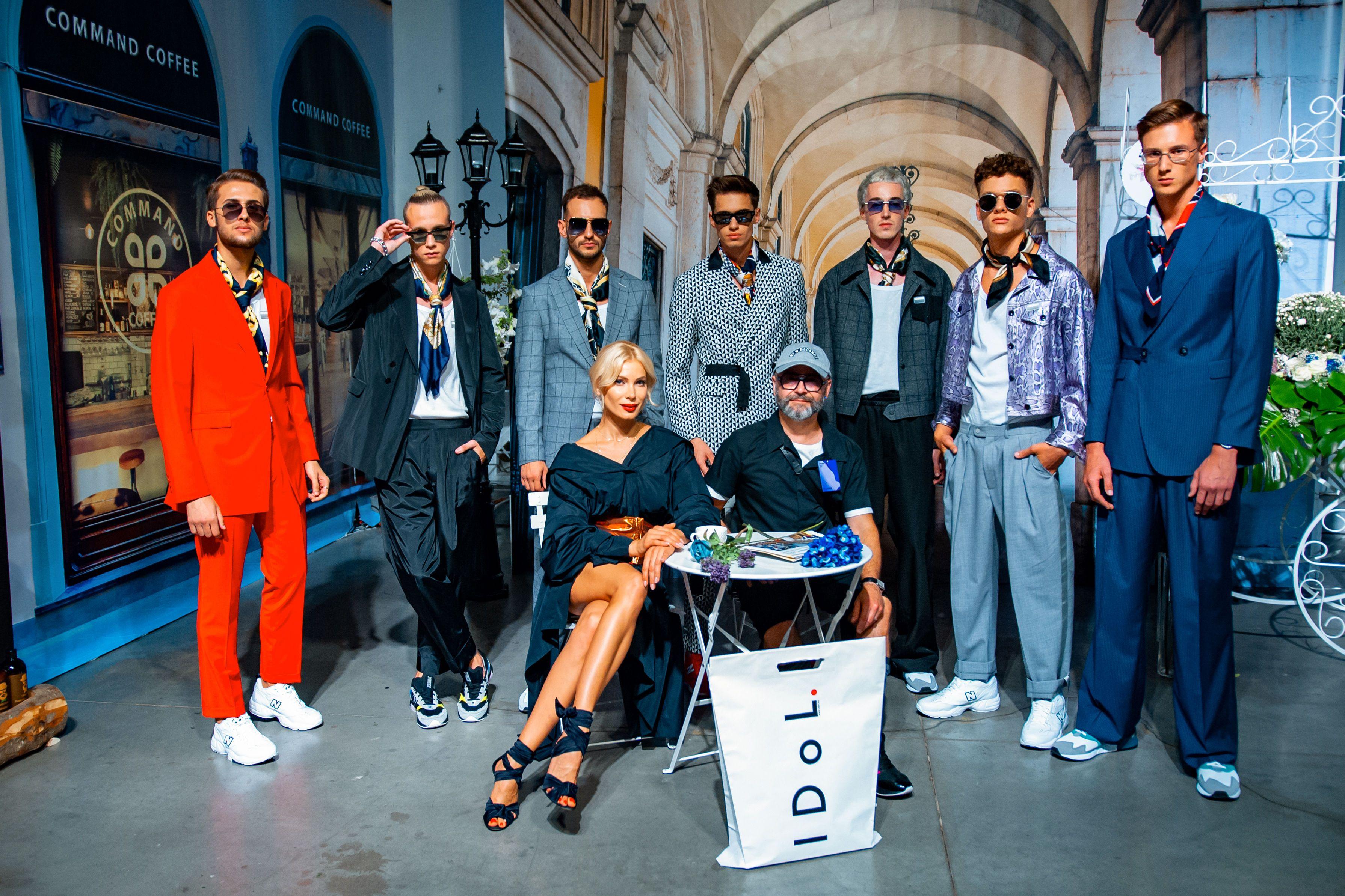 Коллекция бренда IDoL._37