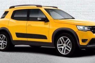 Renault выпустит бюджетный кроссовер HBC