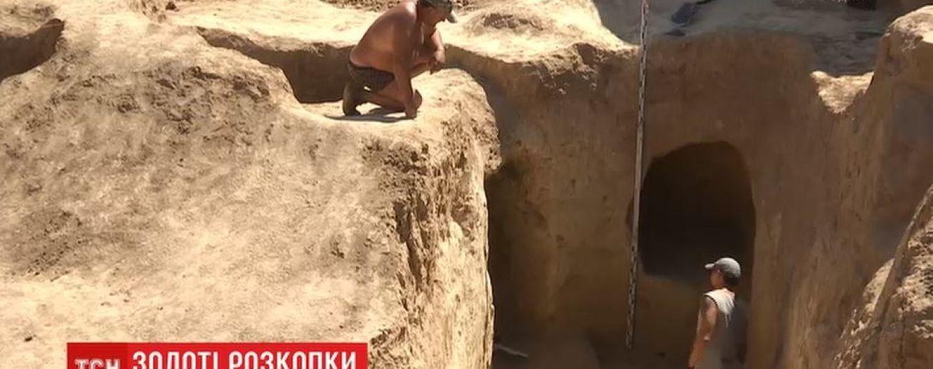 В разграбленном скифском кургане случайно нашли драгоценные сокровища, которым по 3000 лет