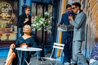 В атмосфере флорентийских улочек: Серж Смолин представил стильную эко-коллекцию