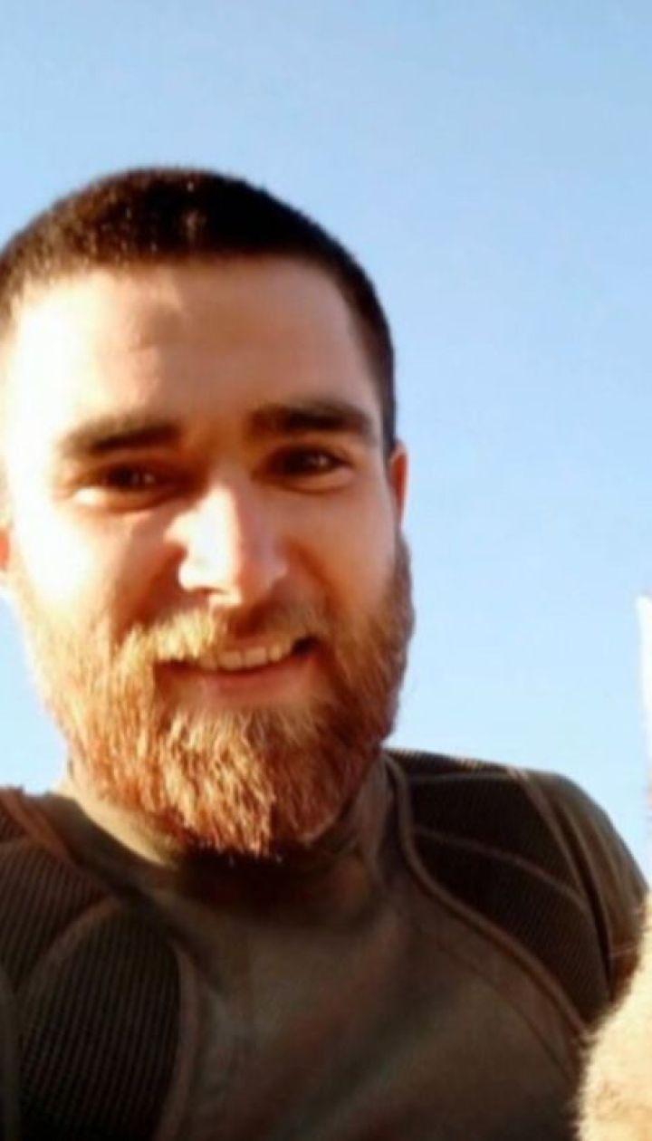 В селе Марьевка похоронили 24-летнего бойца Сергея Савинова