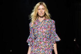 UFW: цветочные принты и вечерние платья в коллекции Dafna May