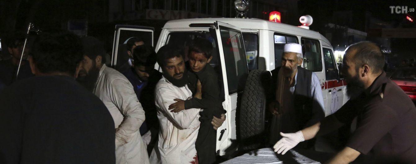 """""""Талибан"""" атаковал Кабул: страшный взрыв разрушил дома в радиусе километра"""