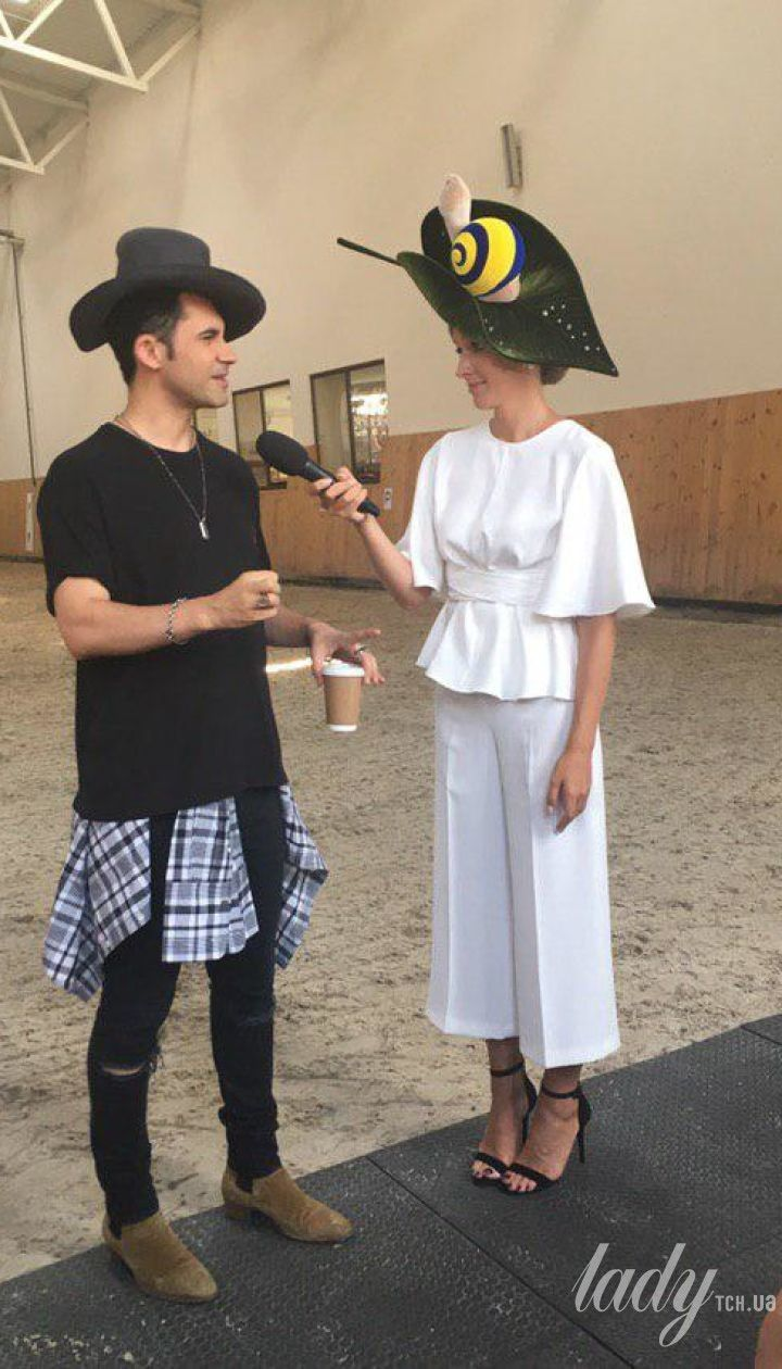 Катя Осадча та Дан Балан