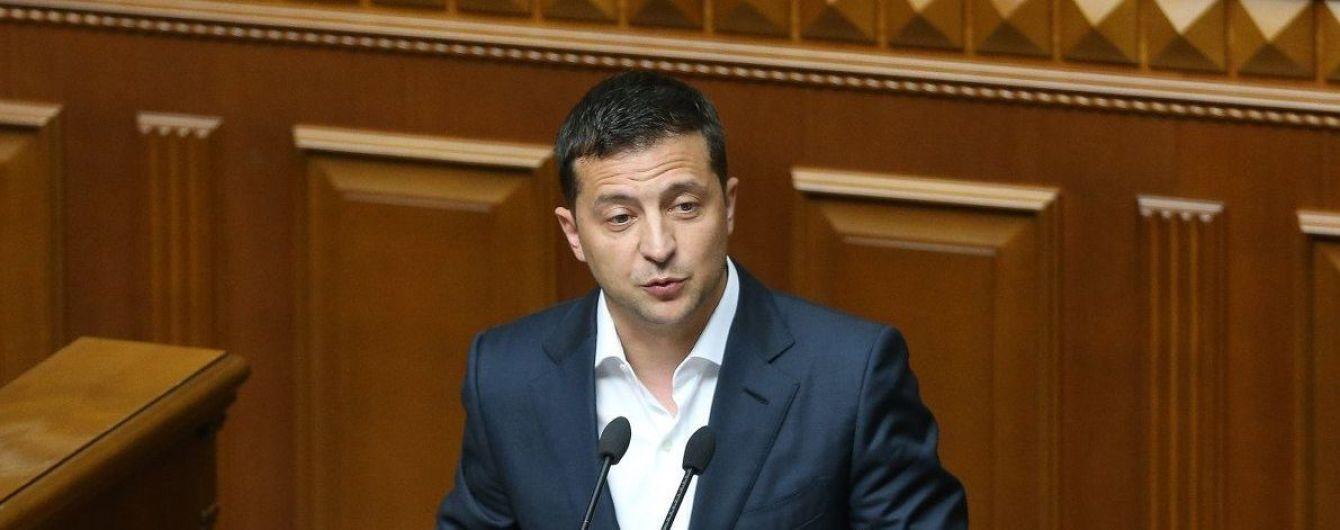 """Зеленский заявил, что """"уже нужно менять депутатов"""""""