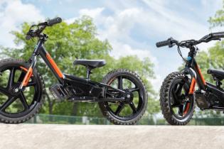 Harley-Davidson випустив мініатюрні електробайки за $650