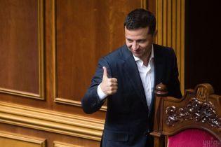 Зеленский, Разумков и Гончарук: опрос показал, кому из политиков больше всего доверяют украинцы