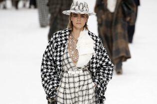 Клетка и гусиная лапка - самые модные принты сезона осень-зима 2019-2020