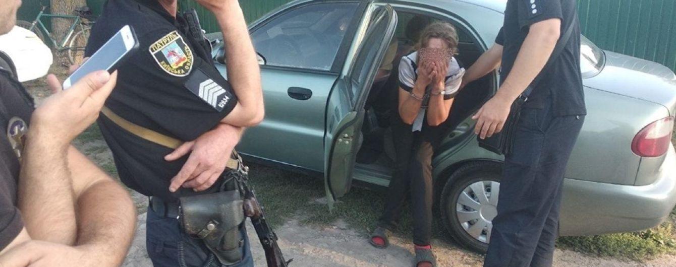 В селе на Киевщине женщина ударила ножом в сердце бывшего мужа
