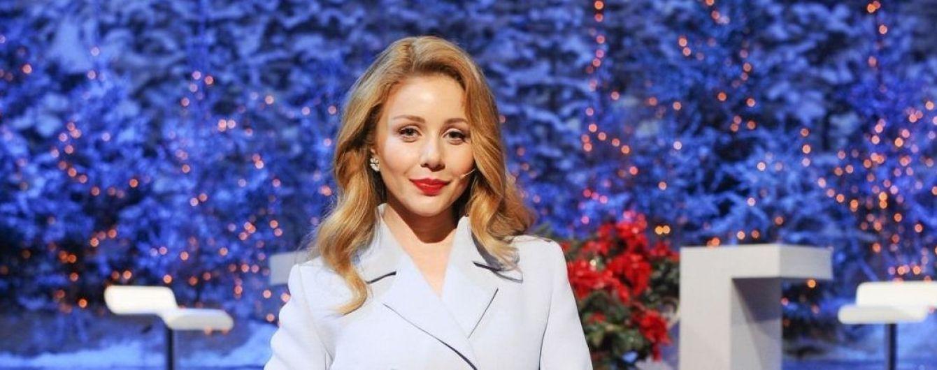 Тина Кароль организует ежегодный праздник накануне Нового года