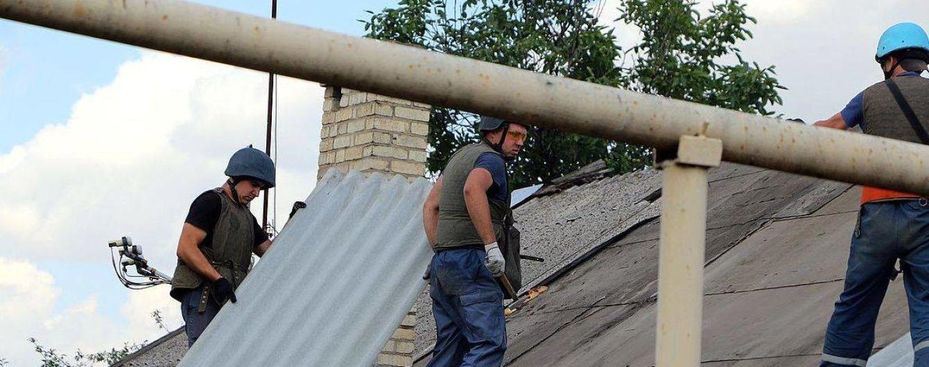 Германия выделила еще миллион евро для помощи жителям Донбасса