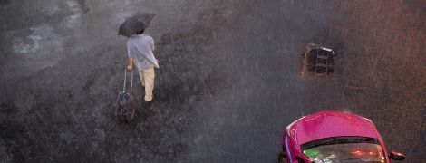 Дощі, грози та до 17 градусів тепла: погода на вівторок