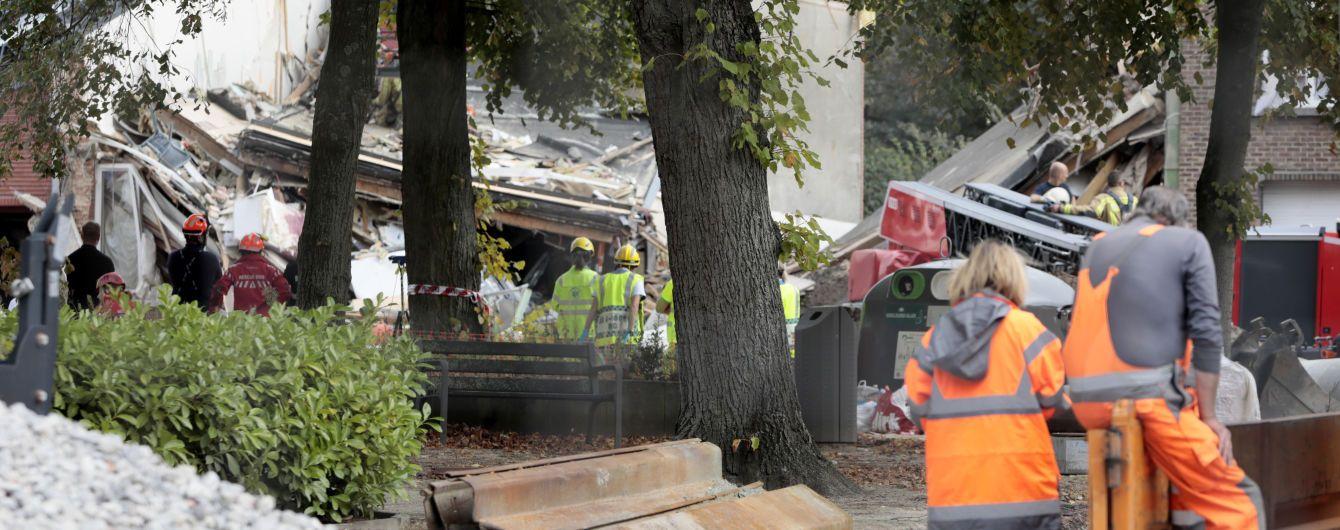 В бельгийском Антверпене произошел взрыв, который разрушил три дома