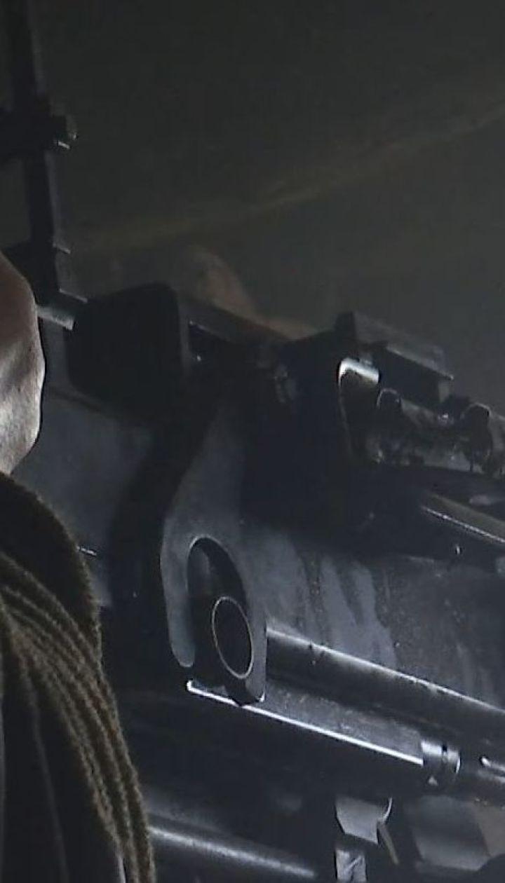 Четверо украинских бойцов получили ранения на восточном фронте