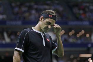 Федерер сенсационно вылетел с US Open от 78-й ракетки мира
